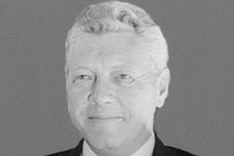 Headshot of Don Beck.
