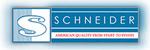 Schneider Mills logo.