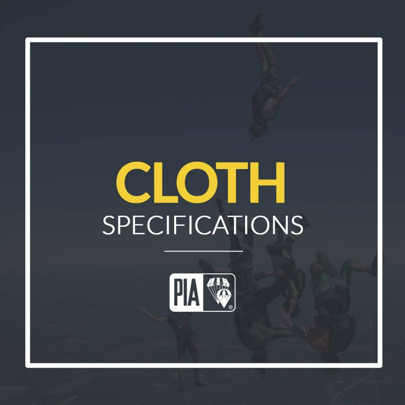 Cloth Specifications