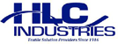 HLC Industries logo.