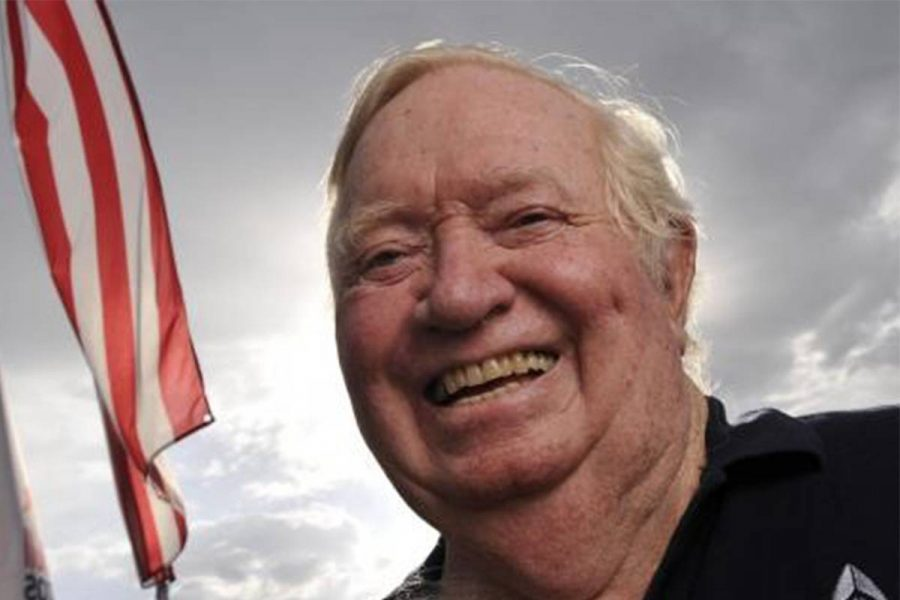 Joe Kittinger headshot.