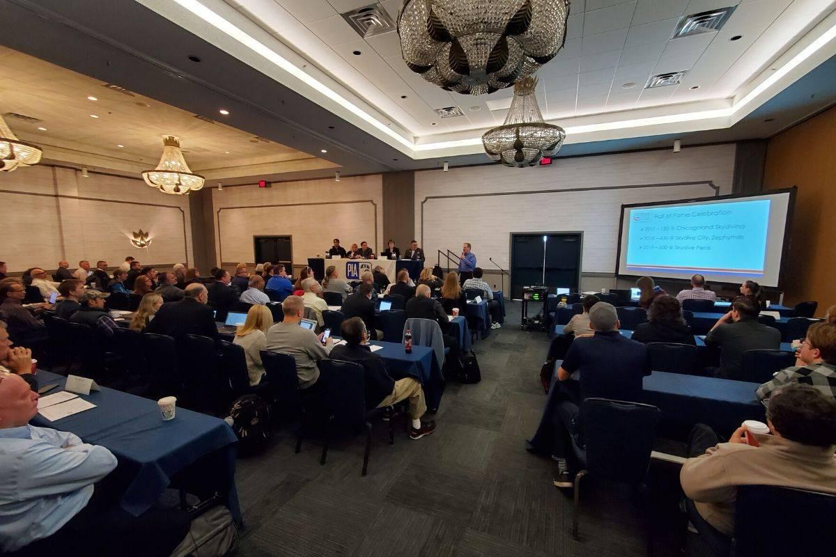 PIA meeting in Myrtle Beach 2020.