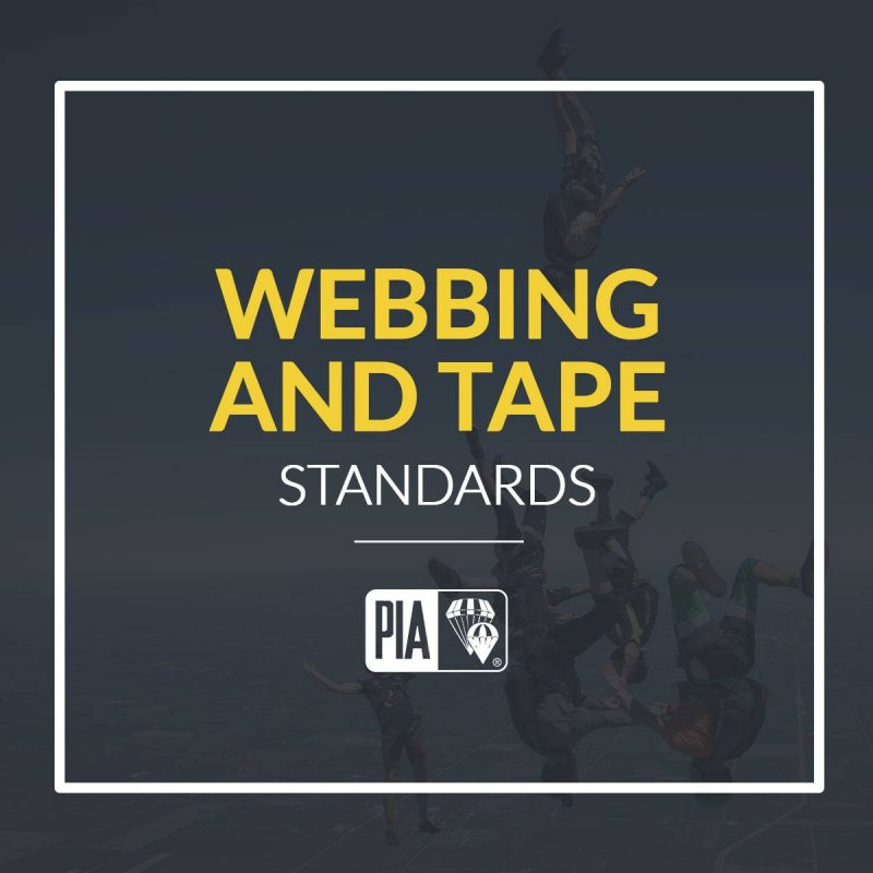 Webbing and Tape Standards